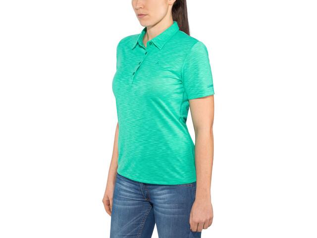 coupon code outlet for sale order Schöffel Capri1 Polo Shirt Damen spectra green